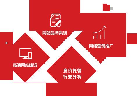 深圳网站建设公司驰翔简介