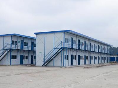 济南驰翔科技成功案例-双虎围挡厂